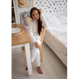 Пижама Овен Сияние-2 Молочная