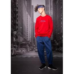 Джемпер Овен Ален-4 Красный