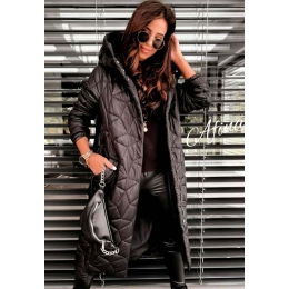 Пальто Black Черное