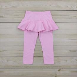 Лосины с юбкой Кена  Милашка Розовые