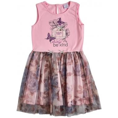 Платье Garden Baby Парфюм Розовое