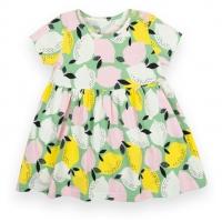 Платье Габби Лимончики