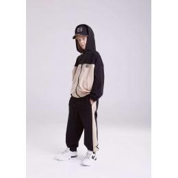 Спортивный костюм Овен Ленд-3 Черный