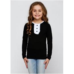 Блуза  Vidoli Темный