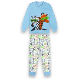 Пижама Габби PGM-21-11 Голубой