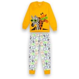 Пижама Габби PGM-21-11 Оранжевый