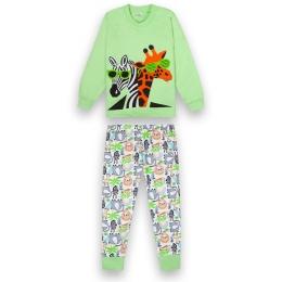 Пижама Габби PGM-21-11 Салатовый