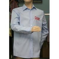 Рубашка для мальчика (голубая), 164-170