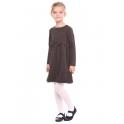 Платье ОТЛИЧНИЦА, двухнитка - 86% хлопок